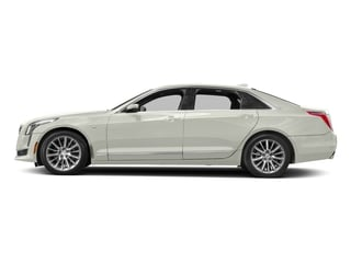 Crystal White Tricoat 2016 Cadillac CT6 Pictures CT6 Sedan 4D Luxury 3.0TT AWD V6 Turbo photos side view