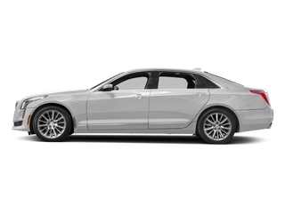 Radiant Silver Metallic 2016 Cadillac CT6 Pictures CT6 Sedan 4D Luxury 3.0TT AWD V6 Turbo photos side view