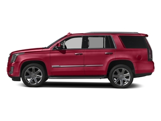 Red Passion Tintcoat 2016 Cadillac Escalade Pictures Escalade Utility 4D 4WD V8 photos side view