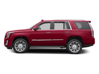 Red Passion Tintcoat 2016 Cadillac Escalade Pictures Escalade Utility 4D Platinum 4WD V8 photos side view