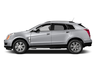 Radiant Silver Metallic 2016 Cadillac SRX Pictures SRX Utility 4D Performance 2WD V6 photos side view