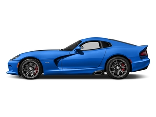 Competition Blue 2016 Dodge Viper Pictures Viper 2 Door Coupe photos side view