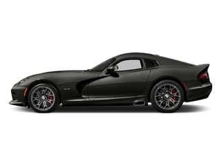Anodized Carbon (Matte) 2016 Dodge Viper Pictures Viper 2 Door Coupe photos side view