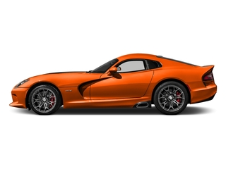 Stryker Orange Tri-Coat Pearl 2016 Dodge Viper Pictures Viper 2 Door Coupe photos side view