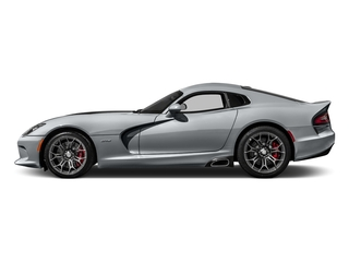 Billet Silver Metallic Clearcoat 2016 Dodge Viper Pictures Viper 2 Door Coupe photos side view