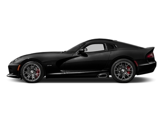 Venom Black Clearcoat 2016 Dodge Viper Pictures Viper 2 Door Coupe photos side view