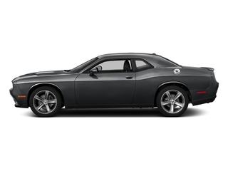 Granite Pearlcoat 2016 Dodge Challenger Pictures Challenger Coupe 2D SXT V6 photos side view