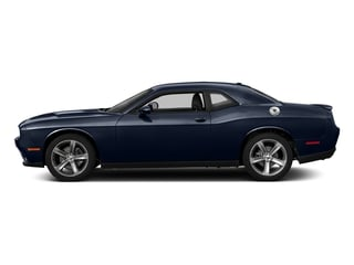 Jazz Blue Pearlcoat 2016 Dodge Challenger Pictures Challenger Coupe 2D SXT V6 photos side view
