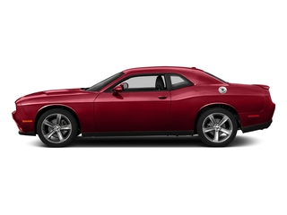 Redline Red Tricoat Pearl 2016 Dodge Challenger Pictures Challenger Coupe 2D SXT V6 photos side view