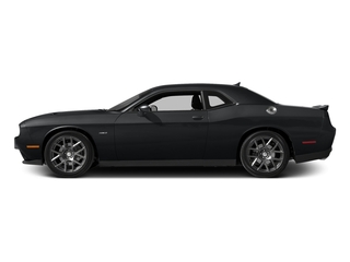 Granite Pearlcoat 2016 Dodge Challenger Pictures Challenger Coupe 2D R/T Plus V8 photos side view