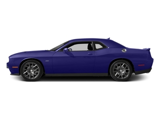 Plum Crazy Pearlcoat 2016 Dodge Challenger Pictures Challenger Coupe 2D R/T V8 photos side view