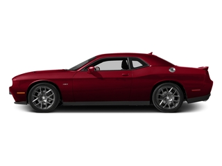 Redline Red Tricoat Pearl 2016 Dodge Challenger Pictures Challenger Coupe 2D R/T Plus V8 photos side view