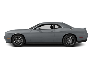 Billet Clearcoat 2016 Dodge Challenger Pictures Challenger Coupe 2D R/T Plus V8 photos side view