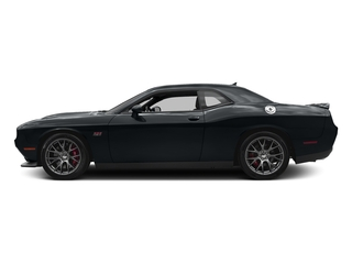 Maximum Steel Metallic Clearcoat 2016 Dodge Challenger Pictures Challenger Coupe 2D SRT 392 V8 photos side view