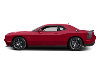 Torred Clearcoat 2016 Dodge Challenger Pictures Challenger Coupe 2D R/T Scat Pack V8 photos side view