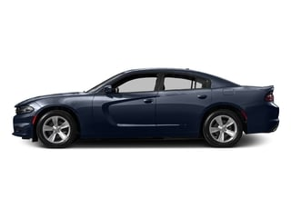 Jazz Blue Pearlcoat 2016 Dodge Charger Pictures Charger Sedan 4D SE AWD V6 photos side view