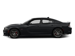 Granite Pearlcoat 2016 Dodge Charger Pictures Charger Sedan 4D R/T Scat Pack V8 photos side view