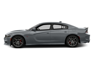Billet Clearcoat 2016 Dodge Charger Pictures Charger Sedan 4D R/T Scat Pack V8 photos side view