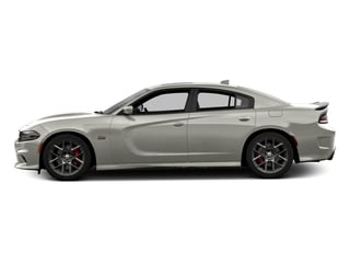 Ivory Tri-Coat Pearl 2016 Dodge Charger Pictures Charger Sedan 4D R/T Scat Pack V8 photos side view