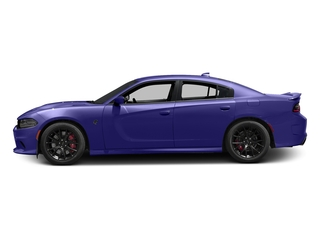 Plum Crazy Pearlcoat 2016 Dodge Charger Pictures Charger Sedan 4D SRT Hellcat V8 Supercharged photos side view