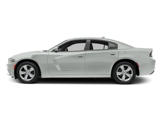 Bright White Clearcoat 2016 Dodge Charger Pictures Charger Sedan 4D SXT AWD V6 photos side view