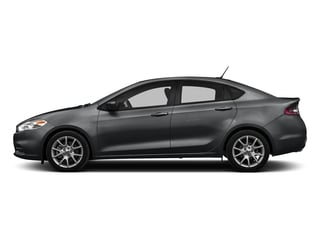 Granite Crystal Metallic Clearcoat 2016 Dodge Dart Pictures Dart Sedan 4D Rallye Sport I4 photos side view
