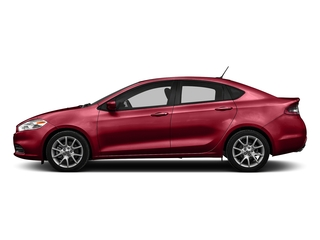 Redline 2 Coat Pearl 2016 Dodge Dart Pictures Dart Sedan 4D SXT Sport I4 photos side view