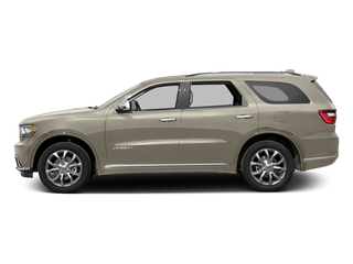 Light Brownstone Pearlcoat 2016 Dodge Durango Pictures Durango Utility 4D Citadel AWD V6 photos side view