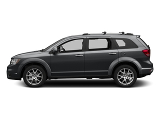 Granite Crystal Metallic Clearcoat 2016 Dodge Journey Pictures Journey Utility 4D R/T AWD V6 photos side view