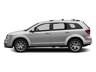 White 2016 Dodge Journey Pictures Journey Utility 4D R/T AWD V6 photos side view