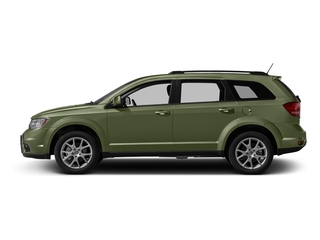 Verde Oliva (Olive Green) 2016 Dodge Journey Pictures Journey Utility 4D SXT AWD V6 photos side view