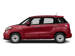 Rosso (Red) 2016 FIAT 500L Pictures 500L Hatchback 5D L Pop I4 Turbo photos side view