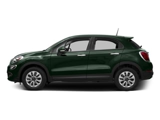 Verde Toscana (Green Metallic) 2016 FIAT 500X Pictures 500X Utility 4D Lounge 2WD I4 photos side view
