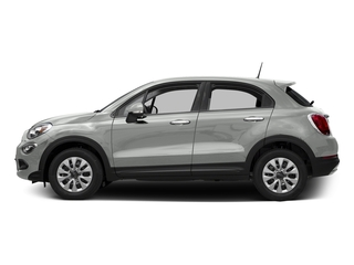 Bianco Gelato (White Clear Coat) 2016 FIAT 500X Pictures 500X Utility 4D Pop 2WD I4 Turbo Manual photos side view