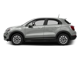 Bianco Gelato (White Clear Coat) 2016 FIAT 500X Pictures 500X Utility 4D Lounge 2WD I4 photos side view