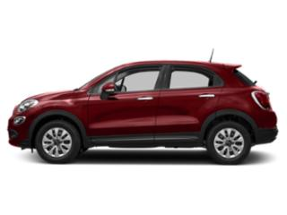 Rosso Amore (Red Tri-Coat) 2016 FIAT 500X Pictures 500X Utility 4D Lounge 2WD I4 photos side view