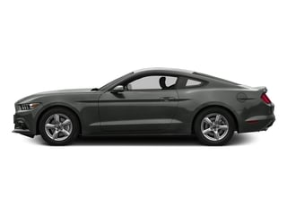 Magnetic Metallic 2016 Ford Mustang Pictures Mustang Coupe 2D EcoBoost Premium I4 Turbo photos side view