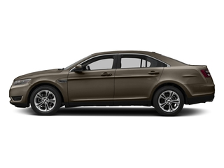 Caribou Metallic 2016 Ford Taurus Pictures Taurus Sedan 4D SEL EcoBoost I4 Turbo photos side view