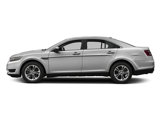 Ingot Silver Metallic 2016 Ford Taurus Pictures Taurus Sedan 4D SEL EcoBoost I4 Turbo photos side view