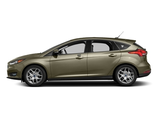 Tectonic 2016 Ford Focus Pictures Focus Hatchback 5D SE EcoBoost I3 Turbo photos side view