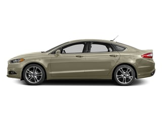 Tectonic 2016 Ford Fusion Pictures Fusion Sedan 4D Titanium AWD I4 Turbo photos side view