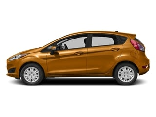 Electric Spice Metallic 2016 Ford Fiesta Pictures Fiesta Hatchback 5D SE EcoBoost I3 Turbo photos side view