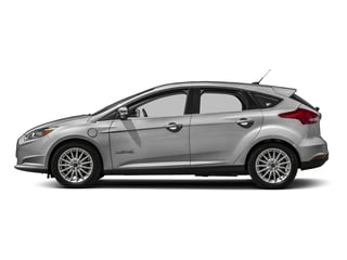 Ingot Silver 2016 Ford Focus Electric Pictures Focus Electric Hatchback 5D Electric photos side view