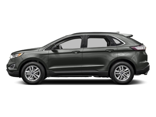 Magnetic Metallic 2016 Ford Edge Pictures Edge Utility 4D SEL 2WD V6 photos side view