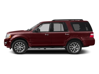 Bronze Fire Metallic 2016 Ford Expedition Pictures Expedition Utility 4D XLT 4WD V6 Turbo photos side view
