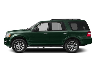 Green Gem Metallic 2016 Ford Expedition Pictures Expedition Utility 4D XL 2WD V6 Turbo photos side view