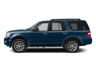 Blue Jeans Metallic 2016 Ford Expedition Pictures Expedition Utility 4D XLT 4WD V6 Turbo photos side view
