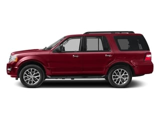 Ruby Red Metallic Tinted Clearcoat 2016 Ford Expedition Pictures Expedition Utility 4D XLT 4WD V6 Turbo photos side view