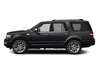 Shadow Black 2016 Ford Expedition Pictures Expedition Utility 4D King Ranch 4WD V6 Turbo photos side view