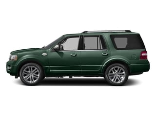 Green Gem Metallic 2016 Ford Expedition Pictures Expedition Utility 4D King Ranch 4WD V6 Turbo photos side view